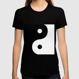 Yin And Yang Sides T-shirt