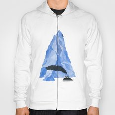 The Living Iceberg Hoody
