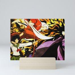 InuYasha Mini Art Print
