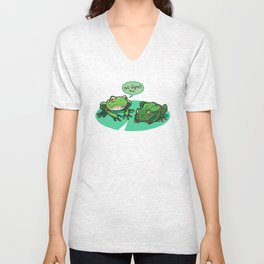 You Disgust Me Unisex V-Neck