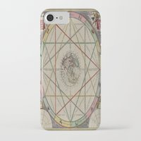 andreas preis iPhone & iPod Cases featuring Andreas Cellarius by Public Domain