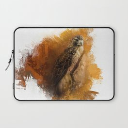 Expressions Red Tailed Hawk Laptop Sleeve