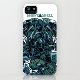 Ghost in the Shell iPhone Case