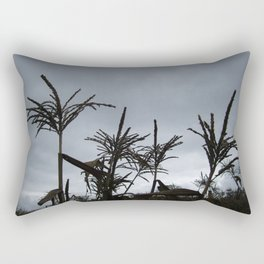 Dusk on the Island Rectangular Pillow