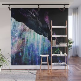 Enchanted Waterfall. Wall Mural
