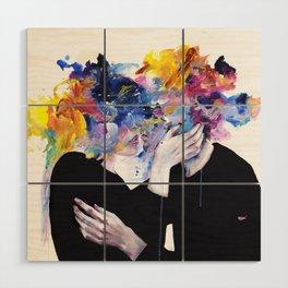 intimacy on display Wood Wall Art