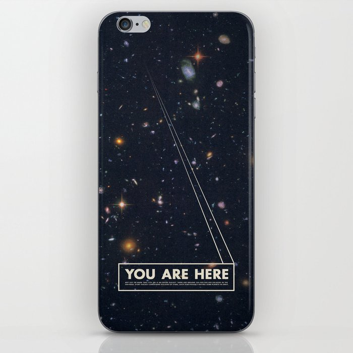 THE UNIVERSE - Space   Time   Stars   Galaxies   Science   Planets   Past   Love   Design iPhone Skin