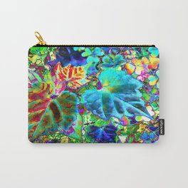Inverted/ Solarized Abstract 1 Carry-All Pouch