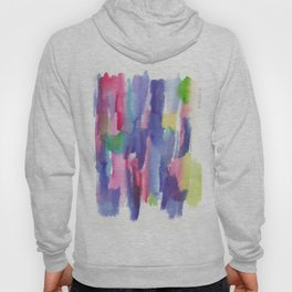 180812 Abstract Watercolour Expressionism 6 Hoody