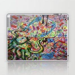 What a Mess! Laptop & iPad Skin