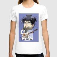 bob dylan T-shirts featuring Bob Dylan by drawgood