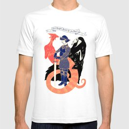 The Knight, Death, & the Devil T-shirt