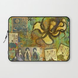 Speak, See, Hear no Evil Laptop Sleeve