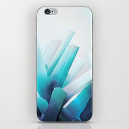 Crystal Madness iPhone Skin