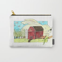 Oswald Carry-All Pouch