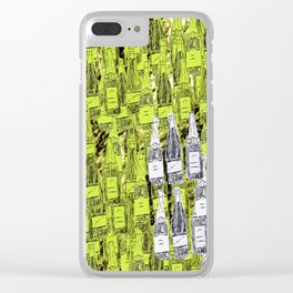 sparkling Clear iPhone Case