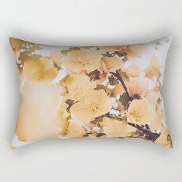 Spring Flowers VII Rectangular Pillow