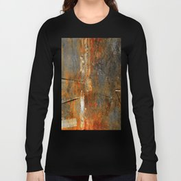 Rust Texture 72 Long Sleeve T-shirt