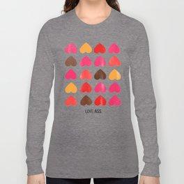 LOVE ASS Long Sleeve T-shirt
