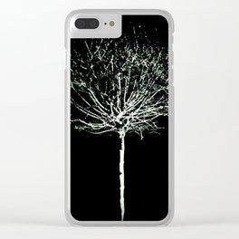 Slim Twig Clear iPhone Case