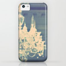 it's not meant to be. chandelier photograph iPhone 5c Slim Case