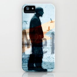 MELANCHOLIA vs the new world - Nina version iPhone Case