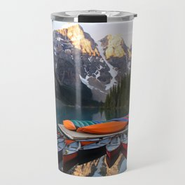 Reflections on the lake Travel Mug