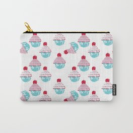 Who at my cupcake? Carry-All Pouch