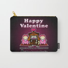 Happy Valentine Carry-All Pouch