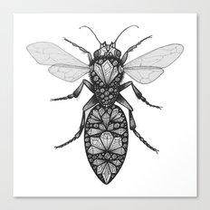 Bug 4 Canvas Print