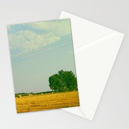 The landscape Stationery Cards