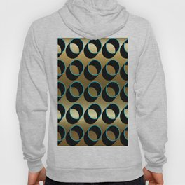 Tubes on Gold Hoody