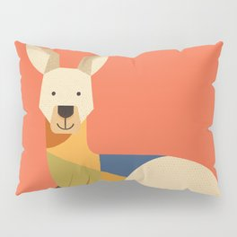 Kangaroo Pillow Sham