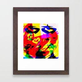 S +U Framed Art Print