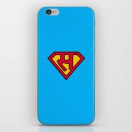 sa se superman in hindi  iPhone Skin