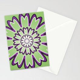 Focusing Mandala - מנדלה התמקדות Stationery Cards