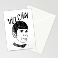 Mister Spock Stationery Cards