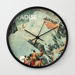Since I Left You Wall Clock