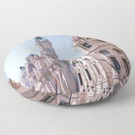 Valencia City   spain   travelphotography Floor Pillow