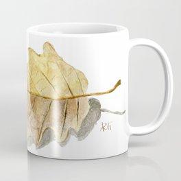 Oak leaf  Coffee Mug