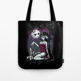 Alice in Zombieland Tote Bag