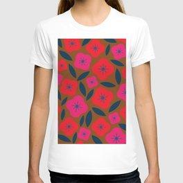 FLORAL_BLOSSOM_002 T-shirt