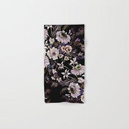 Midnight Garden VI Hand & Bath Towel
