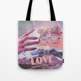 inlove Tote Bag