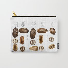 Pecans Carry-All Pouch