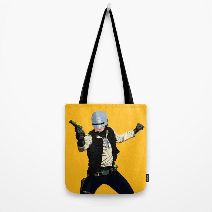 SoloCop Tote Bag