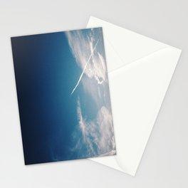 Blue Skies are calling, Groningen, Netherlands Stationery Cards
