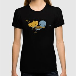 They Totally Smelted T-shirt