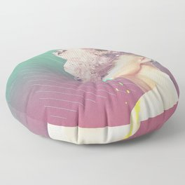 The Thirst Floor Pillow