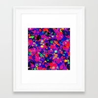 80s Framed Art Prints featuring 80S by RUEI